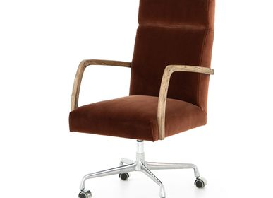 Office seating - BRYSON DESK CHAIR - FUSE HOME