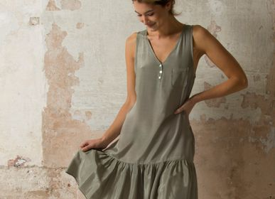 Homewear - MARIA NIGHTIE - For night or for day ? - ROSHANARA PARIS