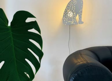 Autres fournitures bureau  - THE LEOPARD LAMP - IVOIRE - GOODNIGHT LIGHT