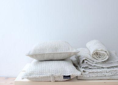 Fabric cushions - Finnish lamb wool cushion, Jammi - BONDEN
