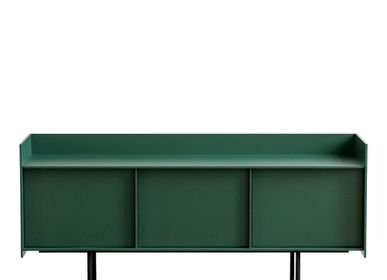 Sideboards - Landing pine green  - Sideboard - VIRUNA