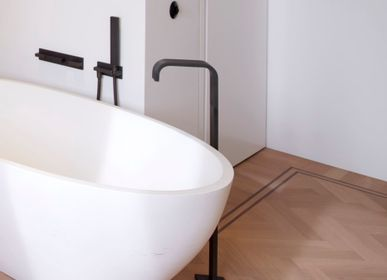 Faucets - Andrew | Floor-mounted bath spout - RVB
