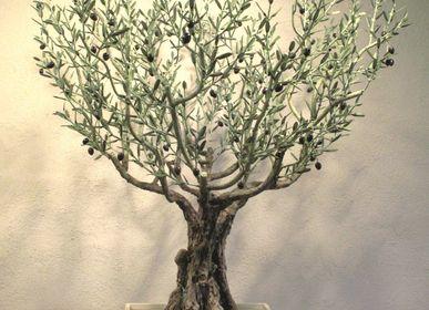 Objets de décoration - olivier hauteur 1,20 M - L'OLIVIER FORGÉ