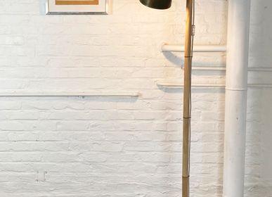 Floor lamps - LAMP by Thaïs - Edition 'BRUT' - DIZY