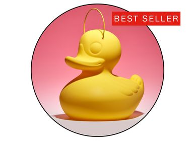 Outdoor decorative accessories - The Duck Duck Lamp XL - Yellow - GOODNIGHT LIGHT
