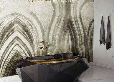 Office furniture and storage - Diamond Bathtub - COVET HOUSE