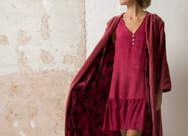 Homewear - GABRIELLE-Velours Luxueux - ROSHANARA PARIS