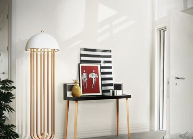 Hotel bedrooms - Turner Floor Lamp - COVET HOUSE