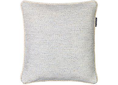 Comforters and pillows - Kori plant dyed Finnish lambswool cushion - BONDEN