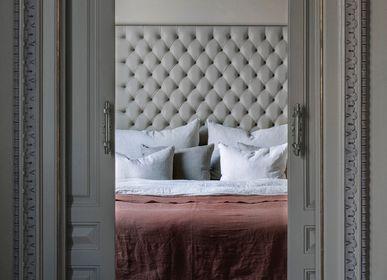 Decorative objects - Quilt - Pure Washed Linen - Bauhaus - LO DE MANUELA