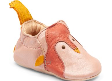 Chaussures - Chaussons en cuir blumoo animaux - EASY PEASY