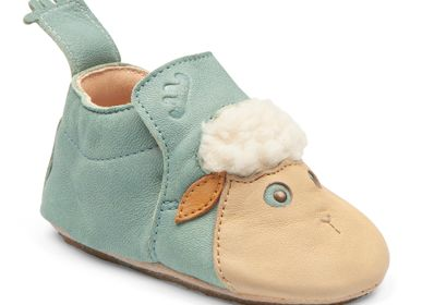 Chaussures - Chaussons en cuir Blublu animaux - EASY PEASY