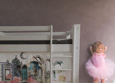 Lits - Rideaux de lit enfants en coton bio pour lits superposés et jouer - MAROOMS