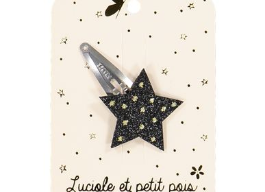 Hair accessories - Star Hairclips - LUCIOLE ET PETIT POIS