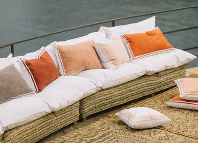 Fabric cushions - 50X70 Cushion Cover - Washed Cotton - Cap Sa Sal - LO DE MANUELA
