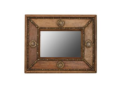 Cadres - Alcazar mirror with golden details - CHEHOMA