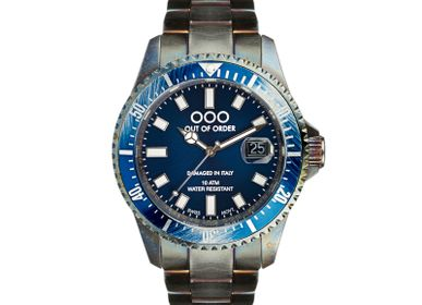 Montres et horlogerie - CASANOVA BLUE - OUT OF ORDER