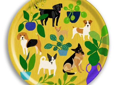 Trays - Cats and Dogs - Trays - AVENIDA HOME
