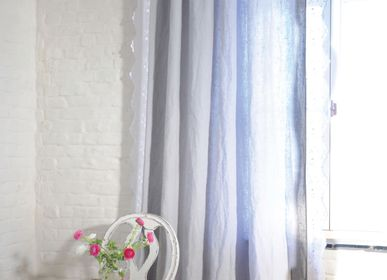 Curtains and window coverings - Emma Linen - PIMLICO