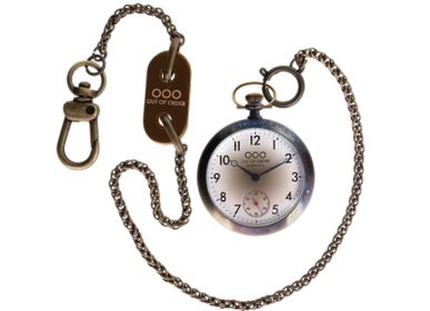 Watchmaking - CALABRONE WHITE - POCKET WATCHES - OUT OF ORDER