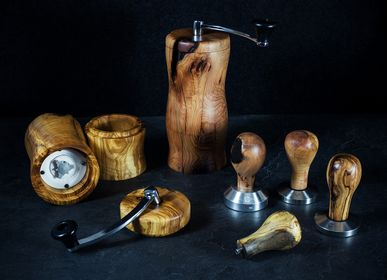 Tea and coffee accessories - Coffee grinders and handles for tamper. - ATELIER PEV