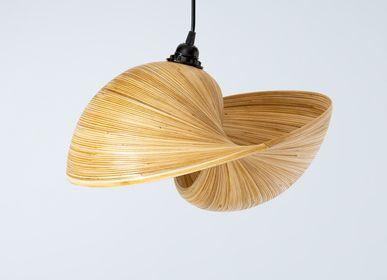 Objets de décoration - VERSA suspension, lumière bambou - BAMBUSA BALI