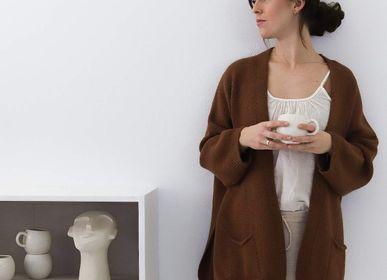 Prêt-à-porter - Cardigan en tricot Charlotte - GAI+LISVA