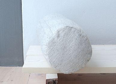 Coussinstextile - Coussin en laine d'agneau finlandais, Halko - BONDEN
