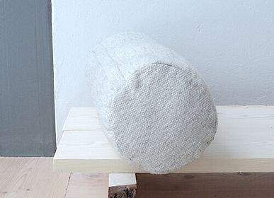 Fabric cushions - Finnish lambwool cushion, Halko - BONDEN