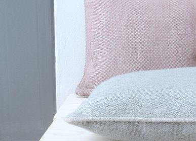 Comforters and pillows - Kori plant dyed Finnish lambwool cushion - BONDEN