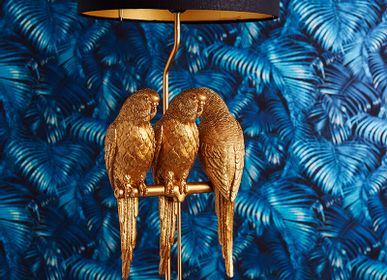 Lampes de table - Lampe grand modèle trio de perroquets - SOCADIS