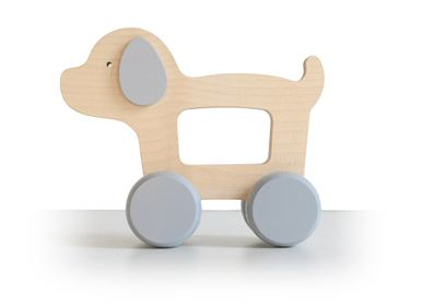 Toys - Puppy - BRIKI VROOM VROOM