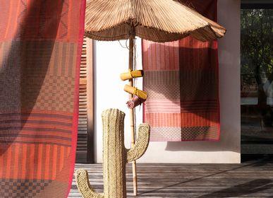 Serviettes de bain - Drap de plage Totem - LE JACQUARD FRANCAIS