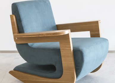 Armchairs - ROCK - 1% DESIGN