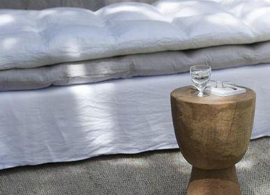 Fabric cushions - Topper Mattress - Pure Washed Linen. Siesta - LO DE MANUELA