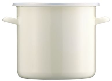 Faitouts - Pot de bouillon émaillé 8.4ℓ - PEARL LIFE