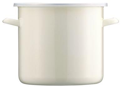 Stew pots - Enamel Stock Pot 8.4ℓ - PEARL LIFE