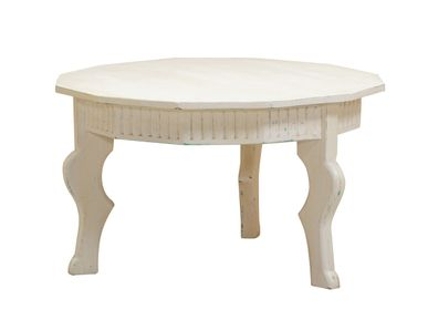 Coffee tables - Wooden coffee table Villandry - CHEHOMA