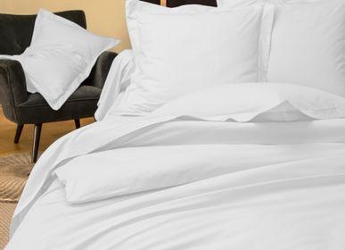 Bed linens - Organic Cotton Percale Bed Linen - TRADITION DES VOSGES