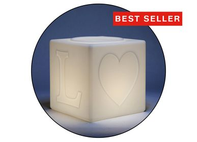 Garden built-in lighting  - THE LOVE LAMP - GOODNIGHT LIGHT