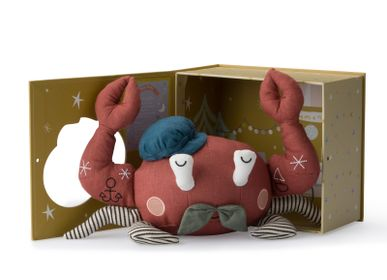 Gifts - Picca Loulou Mr. Crab Claude Christophe - PICCA LOULOU