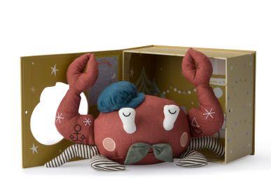 Cadeaux - Picca Loulou Mr. Crab Claude Christophe - PICCA LOULOU
