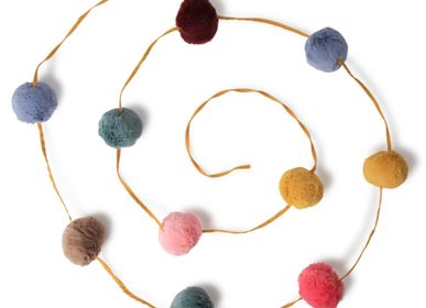 Gifts - Picca Loulou Gorgeous Garland  - PICCA LOULOU