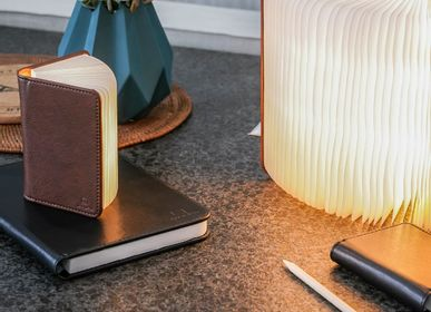 Other smart objects - Smart Booklight - Fibre Leather - GINGKO