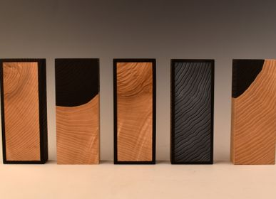 Decorative objects - Totem - VIVIEN GRANDOUILLER