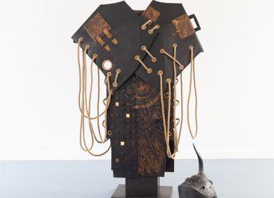 """Sculptures, statuettes et miniatures - meuble sculpture """"TUNIQUE"""" - LAUDREN THIERRY"""