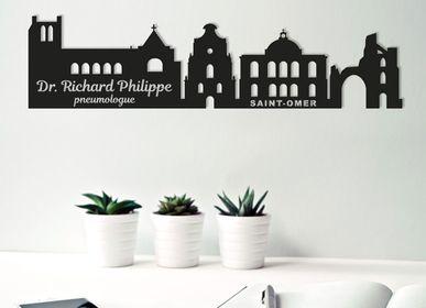 Decorative objects - Custom Skyline - LEFÈVRE PARIS