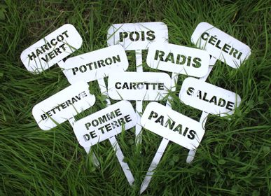 Decorative objects - Garden Label - LEFÈVRE PARIS