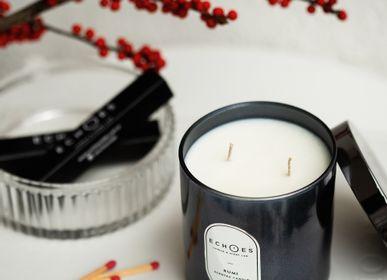 Cadeaux - Bougie Naturelle Parfumée Rumi - ECHOES CANDLE & SCENT LAB.