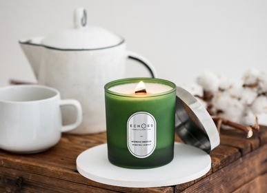 Gifts - Nordic Breeze Scented Natural Candle - ECHOES CANDLE & SCENT LAB.